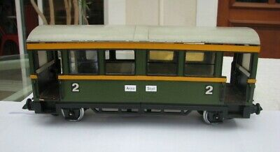LGB, Playmobil, Train, Voiture Passagers, Composition Perso, Vintage !  • 28€
