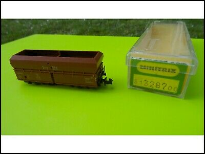 Echelle N Minitrix 3287 Wagon Tremie Train Electrique N • 15€