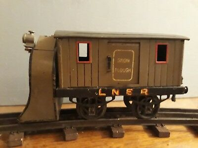 Wagon Marchandise Chasse Neige HORNBY Anglais • 170€