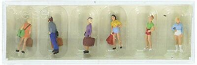 Preiser 10123 Passengers Teens Walking HO Model Figure • 26.31€