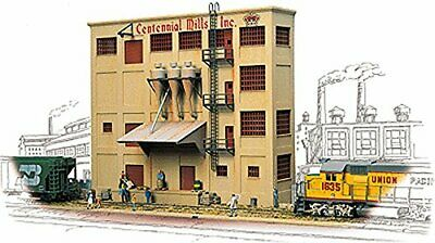 Walthers Cornerstone Series Kit Ho Scale Centennial Mills • 65.67€