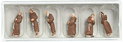 Preiser 10198 Franciscan Friars HO Scale Figure • 35.03€