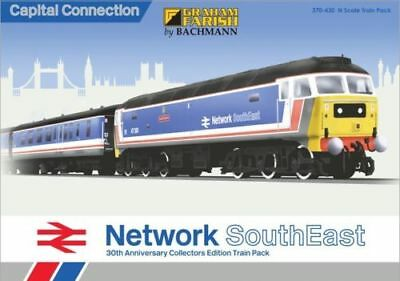 Graham Farish 370-430 Capital Connection N Scale Train Pack New • 202.86€