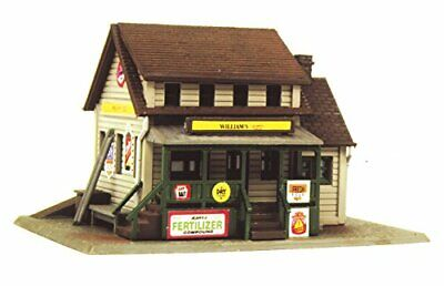 Life-Like Trains  N Scale Building Kit -Williams County Store • 37.23€