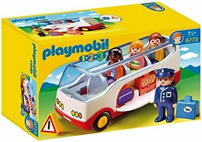 PLAYMOBIL® 1.2.3 Airport Shuttle Bus • 36.88€
