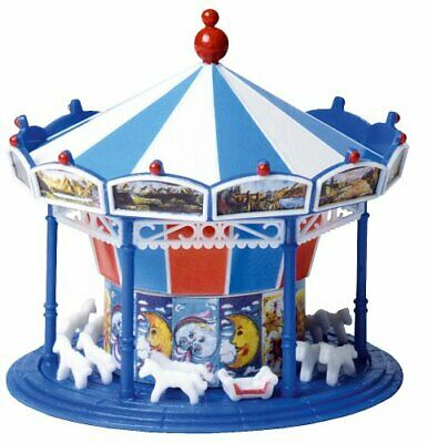 Faller 242316 Merry-Go-Round Wo Motor N Scale Building Kit • 59.71€