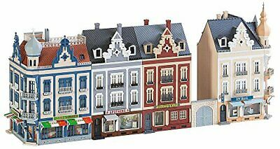 Faller 130701 Row Of Downtown Structurs HO Scale Building Kit • 217.68€