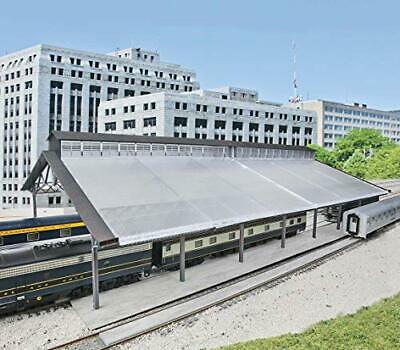 Walthers Cornerstone Train Shed With Clear Roof Train • 173.11€
