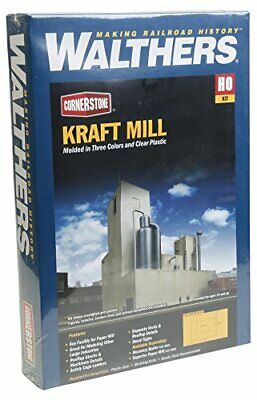 Walthers Trainline Kraft Mill-Kit Train Collectable • 113.33€