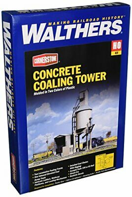 Walthers Cornerstone Series Kit HO Scale Concrete Coaling Tower • 117.55€