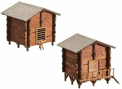 Faller 232368 Hay Barn And Granary N Scale Building Kit • 61.88€