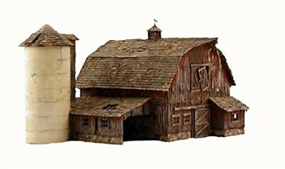 Woodland Scenics BR5038 HO OLD WEATHERED BARN • 117.64€