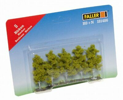 Faller 181486 Birches 5Scenery And Accessories Building Kit • 32.92€