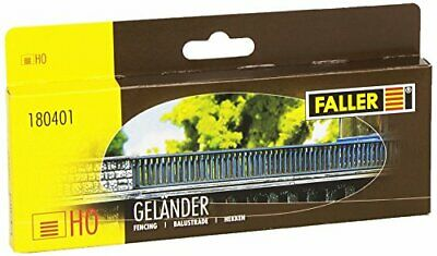 Faller 180401 Fence Two-Rail Scenery And Accessories Building Kit • 45.21€