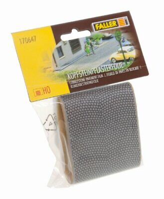 Faller 170647 Cobblestone Pavement Arch Scenery And Accessories Building Kit • 47.49€