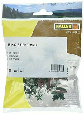 Faller 181602 Little Fir Trees 3Scenery And Accessories Building Kit • 67.73€