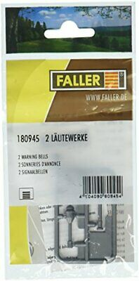 Faller 180945 2 Ning Bells Scenery And Accessories Building Kit • 74.59€