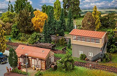 Faller 120113 Sud Signal Tower WShed HO Scale Building Kit • 81.90€