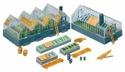 Faller 130213 Greenhouse Ho Scale Building Kit, Small • 59.55€