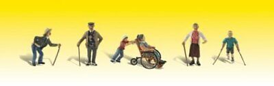 Physically Challenged (6 Figures W/Walking Aids) • 32.34€
