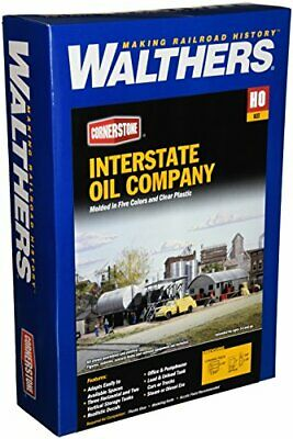Walthers Cornerstone Series Kit HO Sale Interstate Fuel  Oil • 80.60€