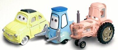 Mattel Luigi Guido  Tractor Character Vehicle Set From Disney Cars • 49.45€