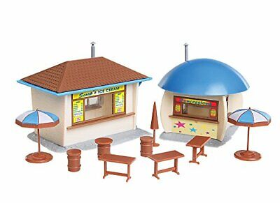 Walthers, Inc. Food Stands Kit With 2 Different Stands • 44.29€