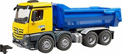 Bruder Mb Arocs Truck With RollOffcontainer • 135.10€