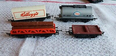 Lot 4x Vintage Hornby  Railways OO Gauge  Kellogg's  • 6€