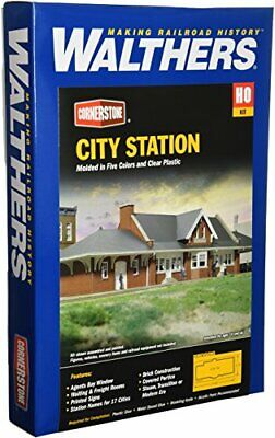 Walthers Cornerstone Series Kit HO Scale City Station • 73.68€
