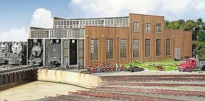 Walthers Cornerstone Series Kit HO Scale Modern Roundhouse • 109.39€