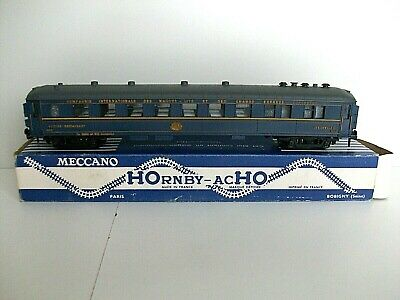 Train Hornby Ho Réf 7390 Wagon Restaurant • 19€