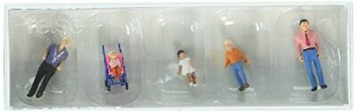 Preiser 10721 Family Outing Package5 HO Model Figure • 26.75€