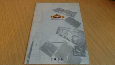 AC291: Bachmann OO Gauge Catalogue 1996 • 4.50€