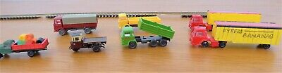 'n' GAUGE LORRIES By BACHMANN And WIKING 7 Off • 10.13€