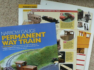 Building A '009' Permanent Way Train - Hornby Magazine Article • 1.11€