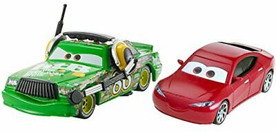 Disney/Pixar Cars 3 Natalie Certain And Chick Hicks With Headset Die-Cast Veh... • 38.43€