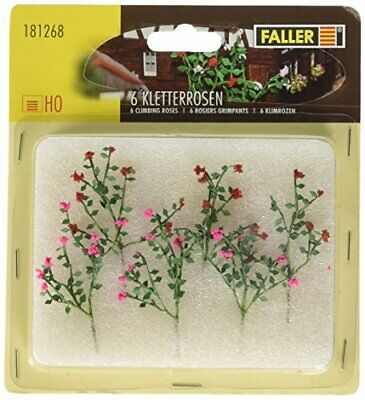 Faller 181268 Climbing Roses 6/Scenery And Accessories • 29.29€