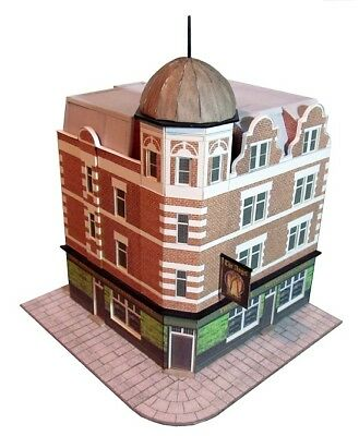 Kingsway, 00 Scale, Angel Pub, Ready Made. • 49.20€