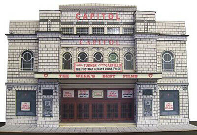 Kingsway, 00 Scale, Capitol Cinema Forest Hill,  Ready Made. • 49.20€