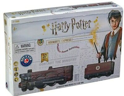 New Release Hornby 1:32nd Scale Harry Potter Hogwarts Remote Control Train Set. • 168.74€
