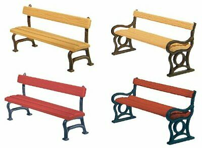 Faller 180443 Park Benches 12/Scenery And Accessories • 29.28€