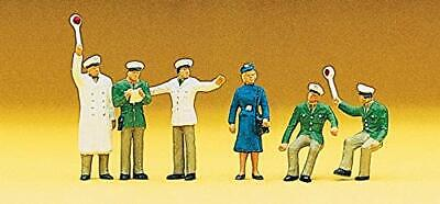 HO Scale Traffic Policemen 6/ • 43.67€