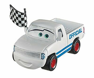 Disney Pixar Cars 3 Diecast Pickup Truck W/ Flag Vehicle • 24.36€