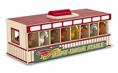 Show Horse Stable • 53.39€