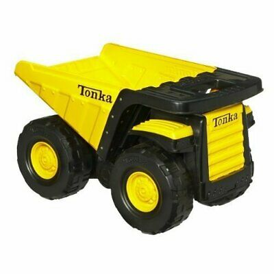 Tonka Toughest Mighty Dump Truck  Classic Steelage 3 Years And Up Oversized D... • 162.99€