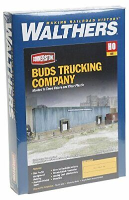 Walthers Cornerstone Series Kit HO Scale Buds Trucking Co. • 53.04€