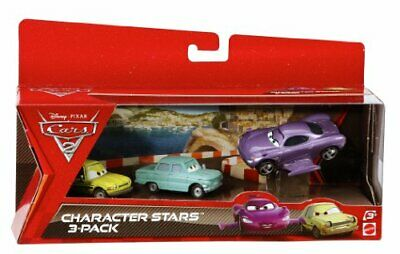 Cars 2 Collector Holly Shiftwell, Petrov Trunkov, And Acer Vehicle 3Pack • 89.06€
