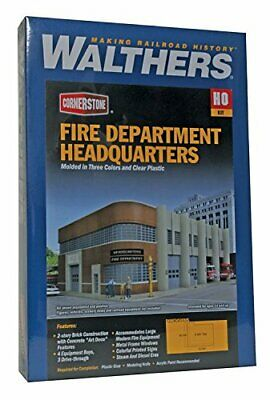 Walthers Cornerstone Fire Dept Headquarters • 70.33€