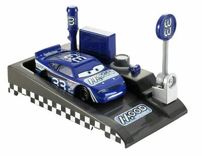 Cars Pit RaceOff Mood Springs Launcher • 100.10€